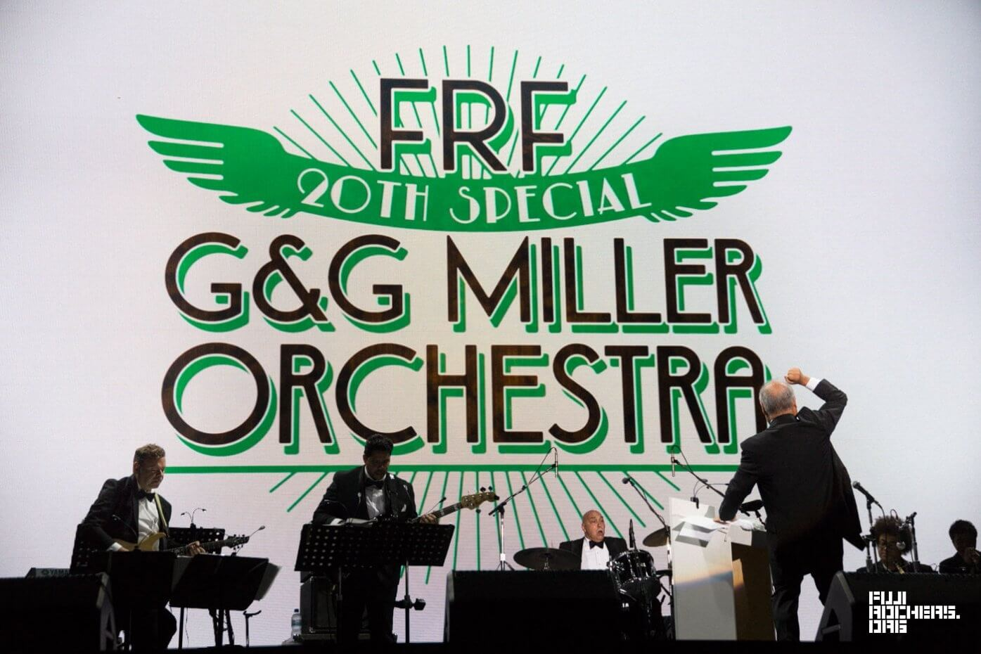 SPECIAL GUEST : G&G Miller Orchestra