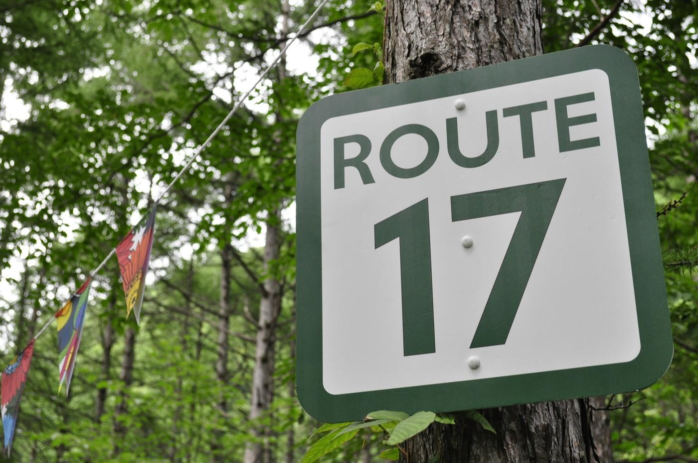 ボードウォーク=国道17号!?