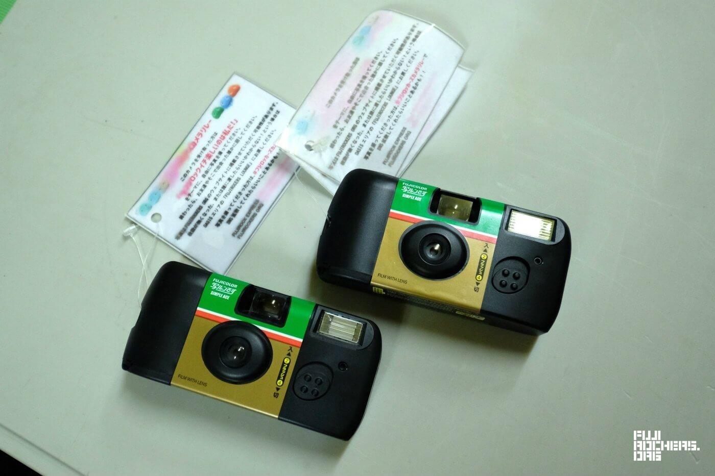 カメラ生還…! #フジロッカーズカメラリレー