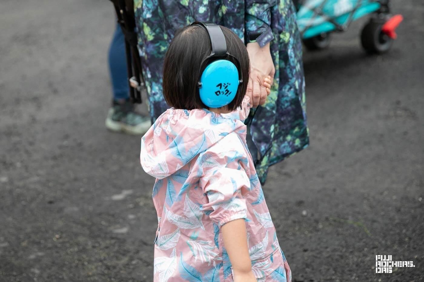 お子さんの音対策