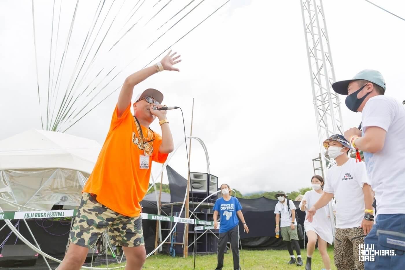 YOU THE ROCK★ & DJ DA-15 – live