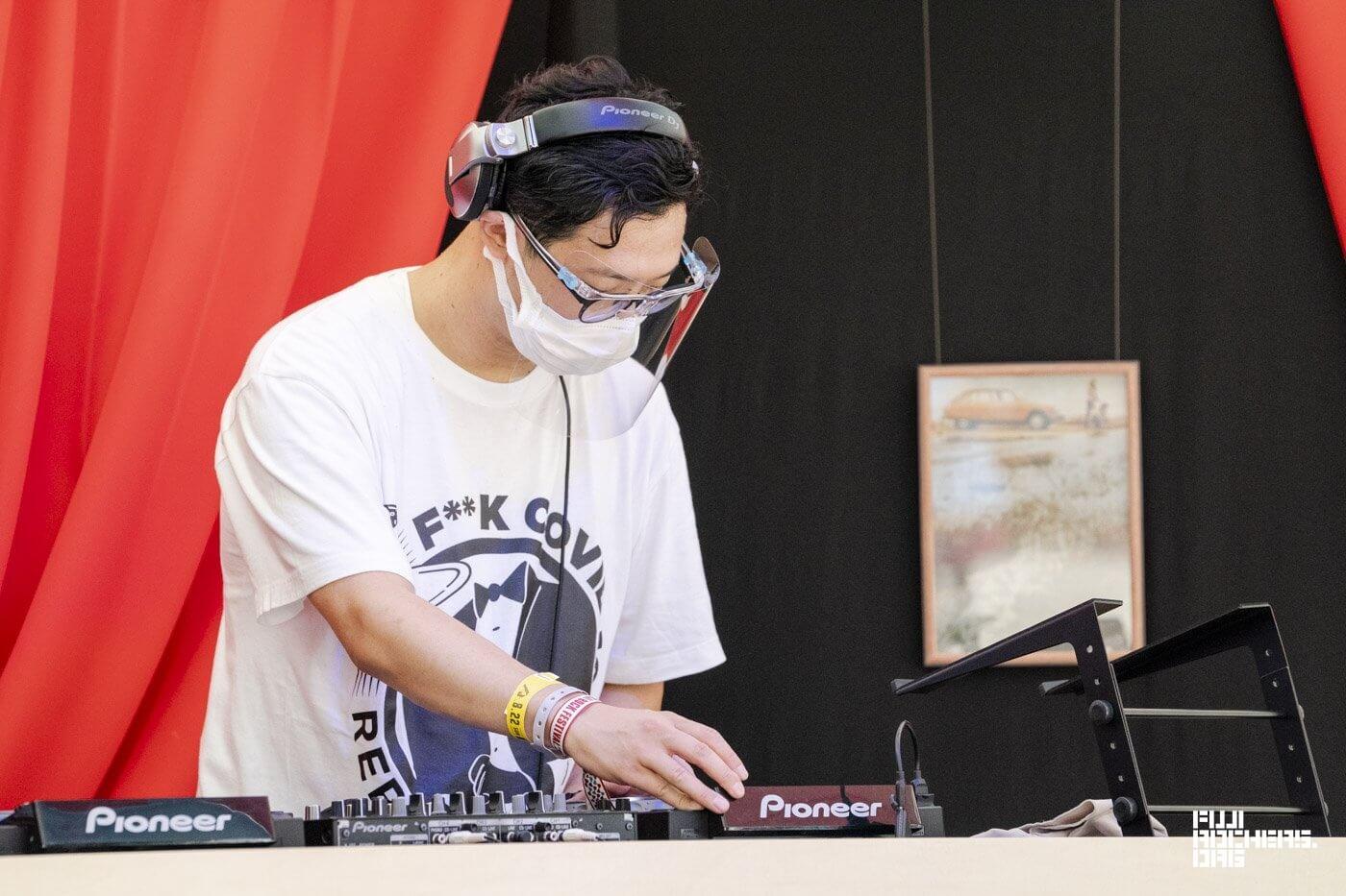 DJ has 登場