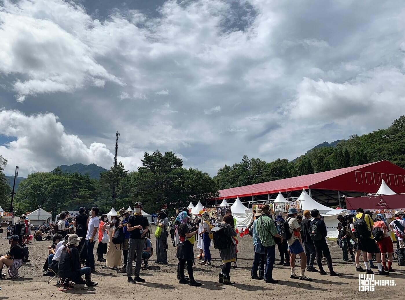 The Weather Report for Your Last Chance to (Fuji) Rock in 2021!