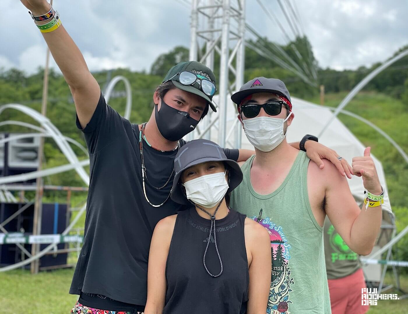 """""""The Fuji Rock Experience is about more than just the artists"""""""